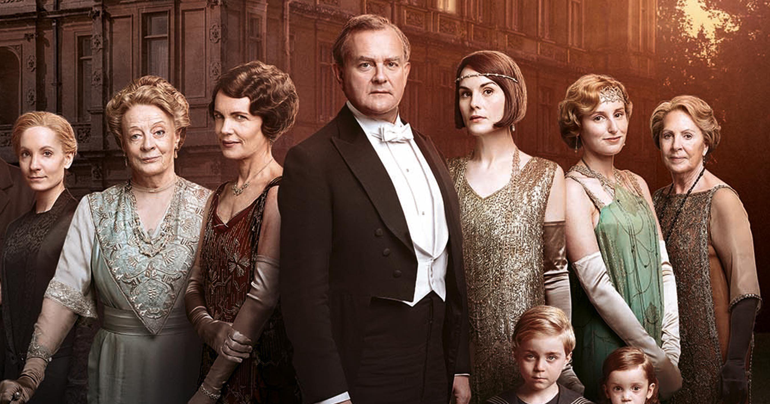 """Résultat de recherche d'images pour """"Downton Abbey movie"""""""