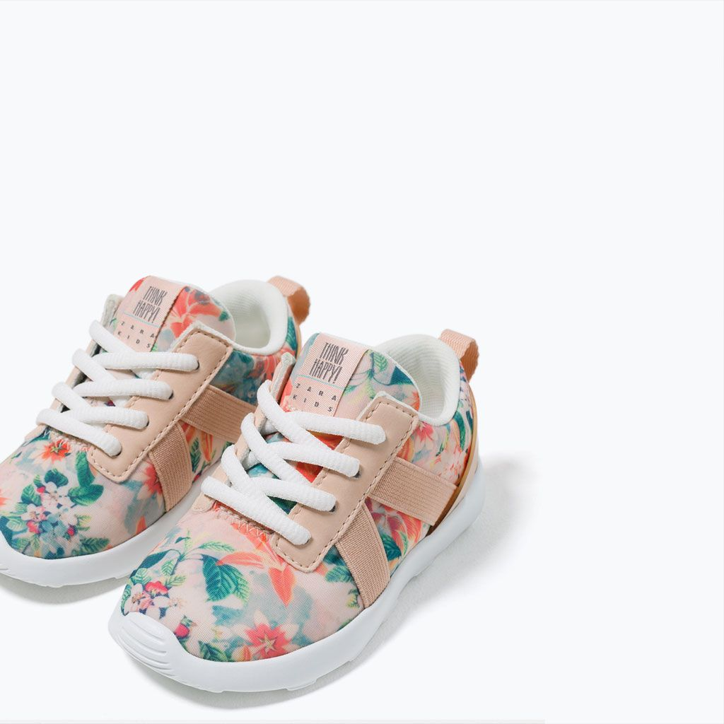 484e3101d298c STRETCH SNEAKERS-SHOES-BABY GIRL   3 months-3 years-KIDS   ZARA United  States