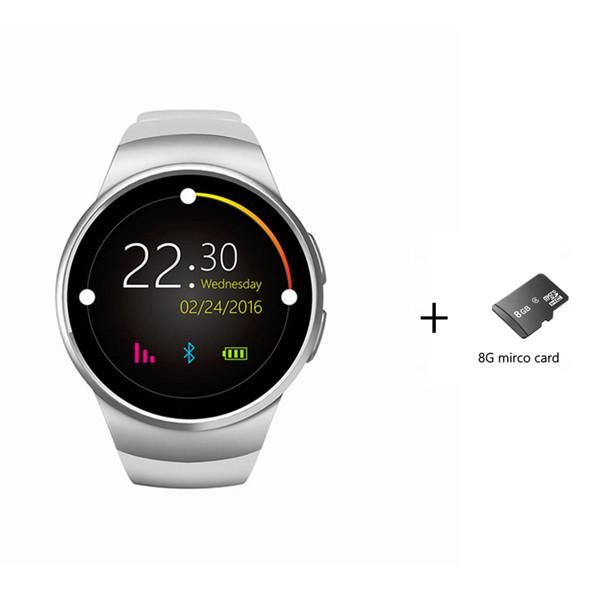 FREZEN KW18 Bluetooth Smart Watch Full Screen Support SIM TF