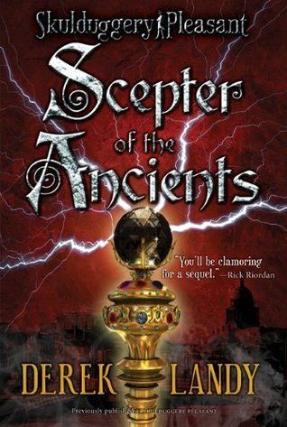 Scepter Of The Ancients Skulduggery Pleasant 55 Stars Genres