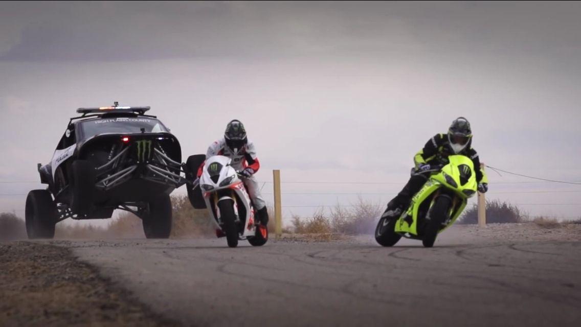 Car Vs Motorcycle Drift Battle Hella Sick Bike Drift