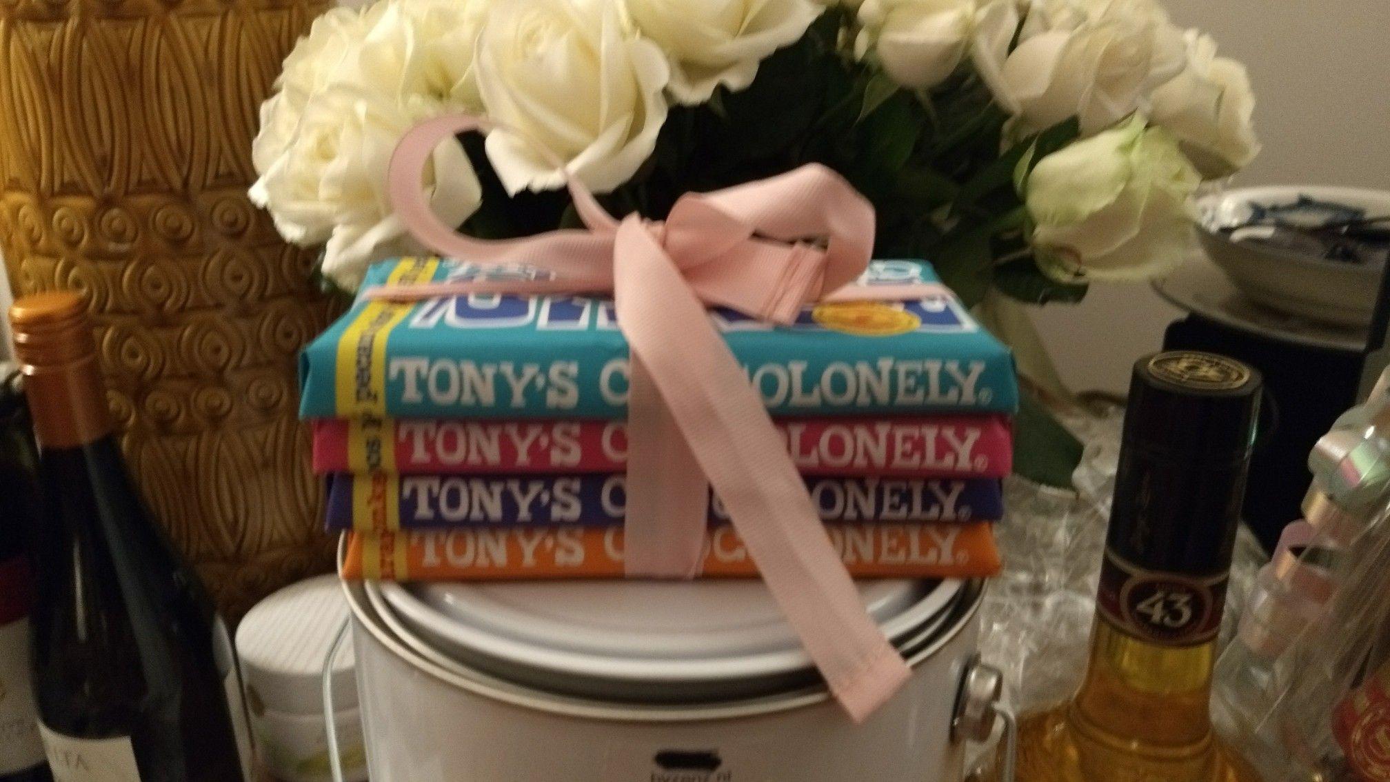 #Tony's # chocolade