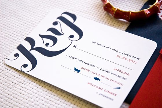 Nam Al S Custom Wedding Invitations Blue Red White Travel