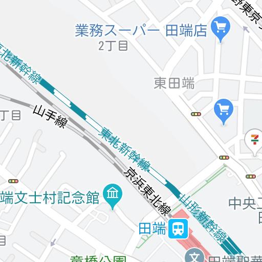 メガロス 田端