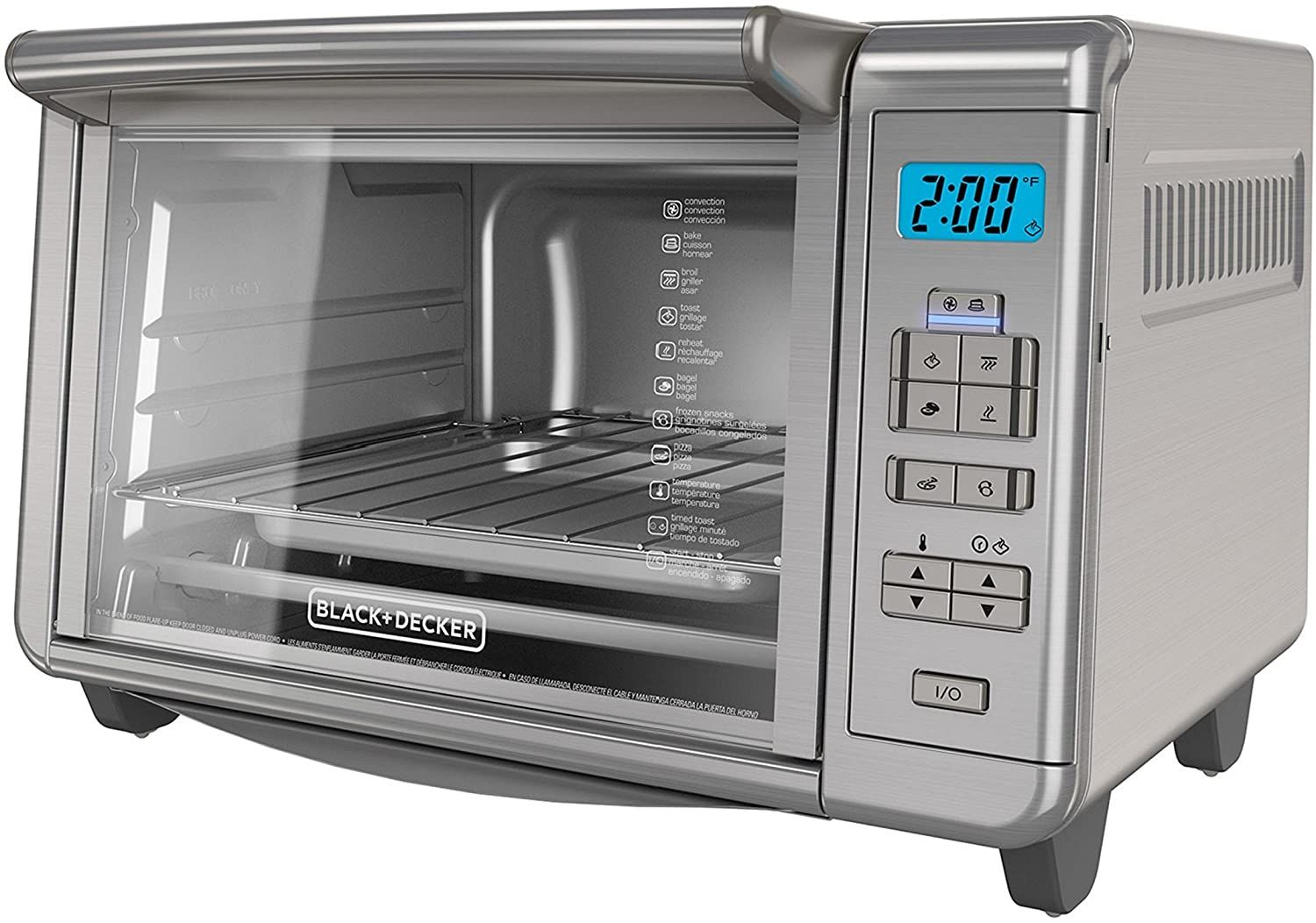 Top 5 Best sam's club toaster oven Review in 2020