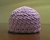 Cluster shell hat