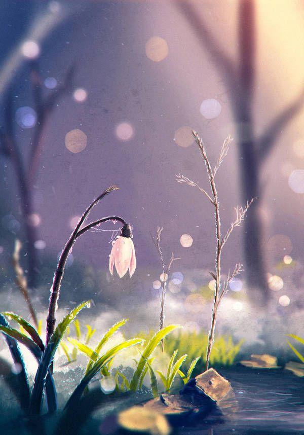 Speedpaint #14 (spring) by Sylar113 on DeviantArt
