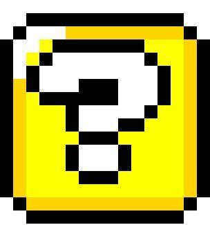 Mystery Block From Mario