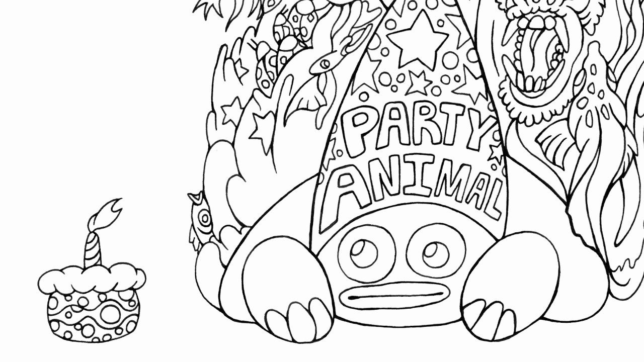 Top 20 Free Printable Cupcake Coloring Pages - YouTube | 720x1280