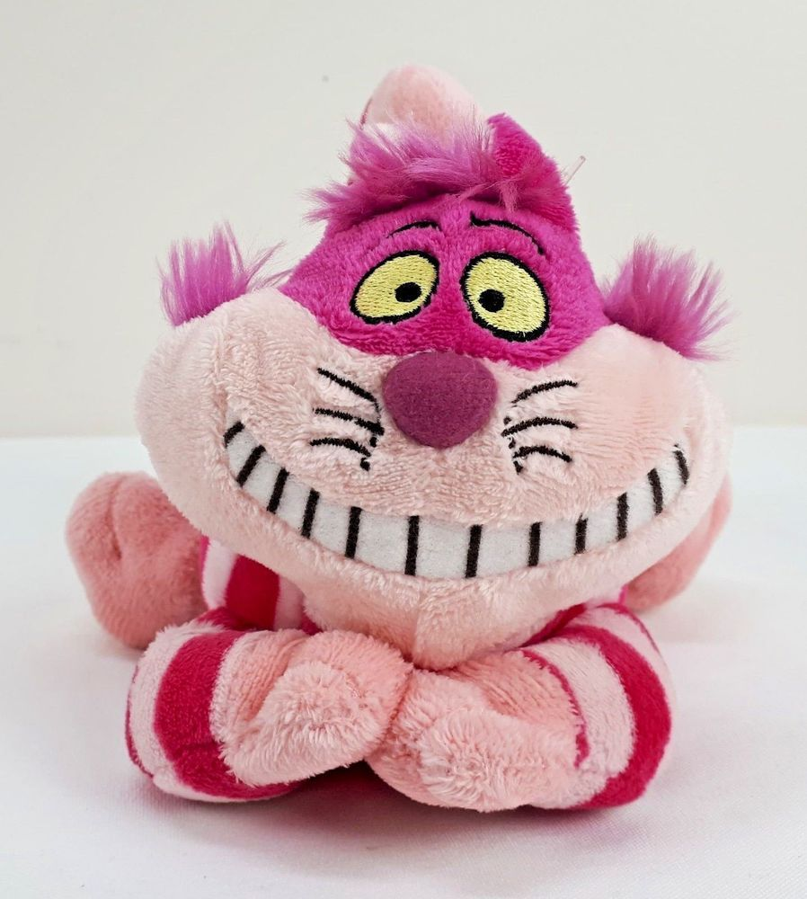 Peluche Chat Alice Au Pays Des Merveilles Disney Cheshire Cat Plush Alice In Wonderland Stuffed Animal 6 Disney