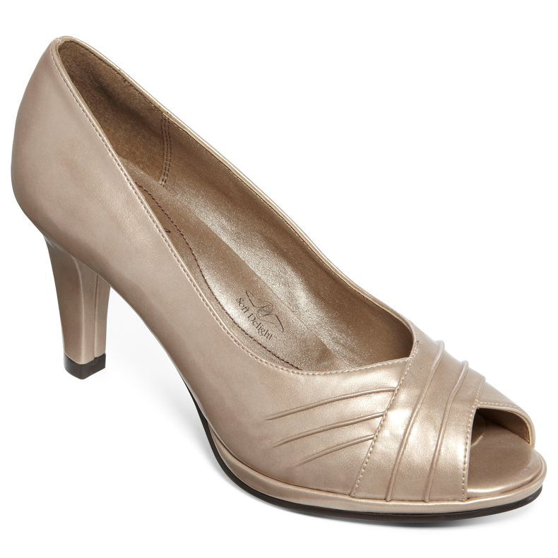 Jcpenney Soft Style By Hush Puppies Fayth P Toe Pumps