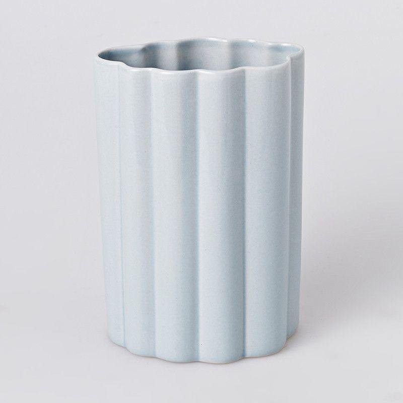 Cloud tall vase in sky