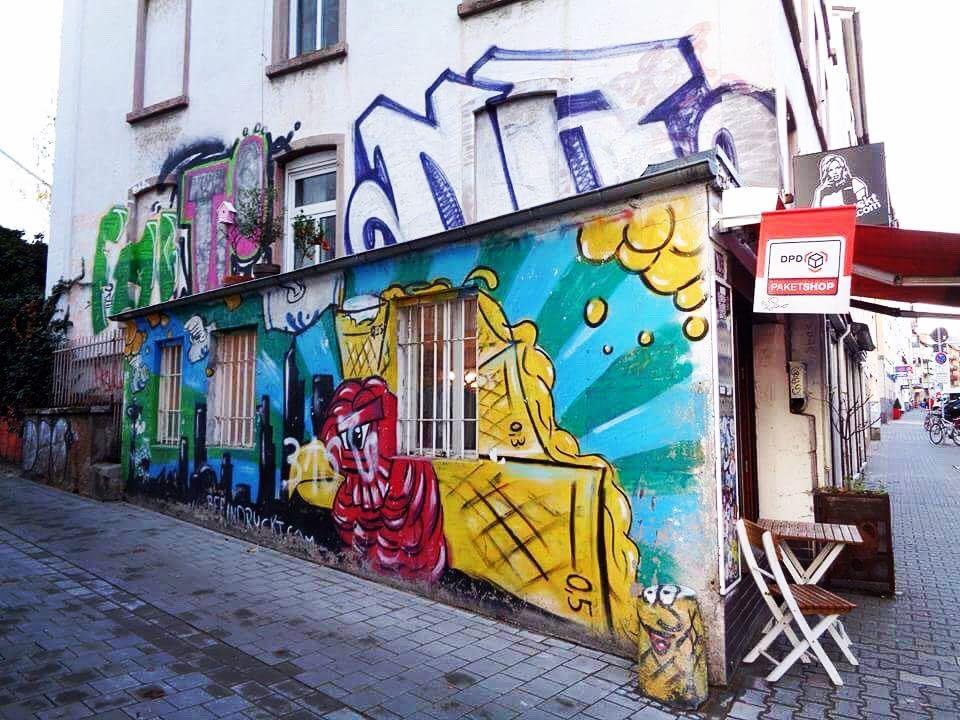 Graffiti Shop Frankfurt