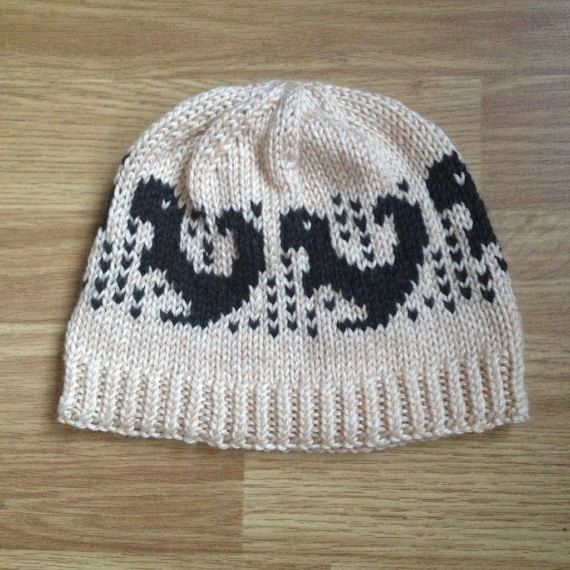 T-Rex Knit Hat