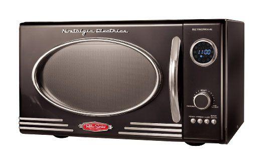 Best Amazon Com Nostalgia Electrics Rmo400Blk Retro Series 9 400 x 300