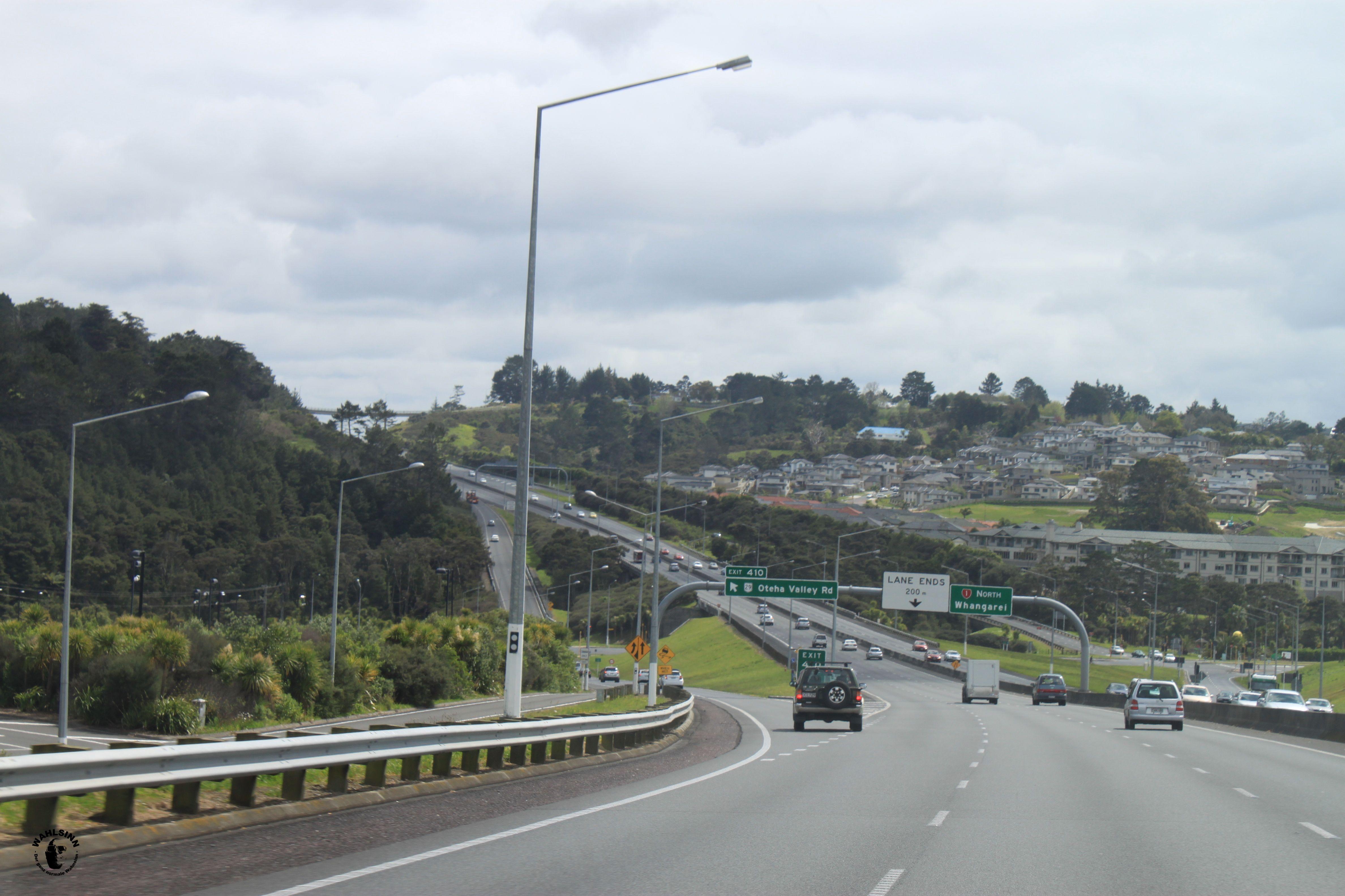 Neuseeland - Auckland