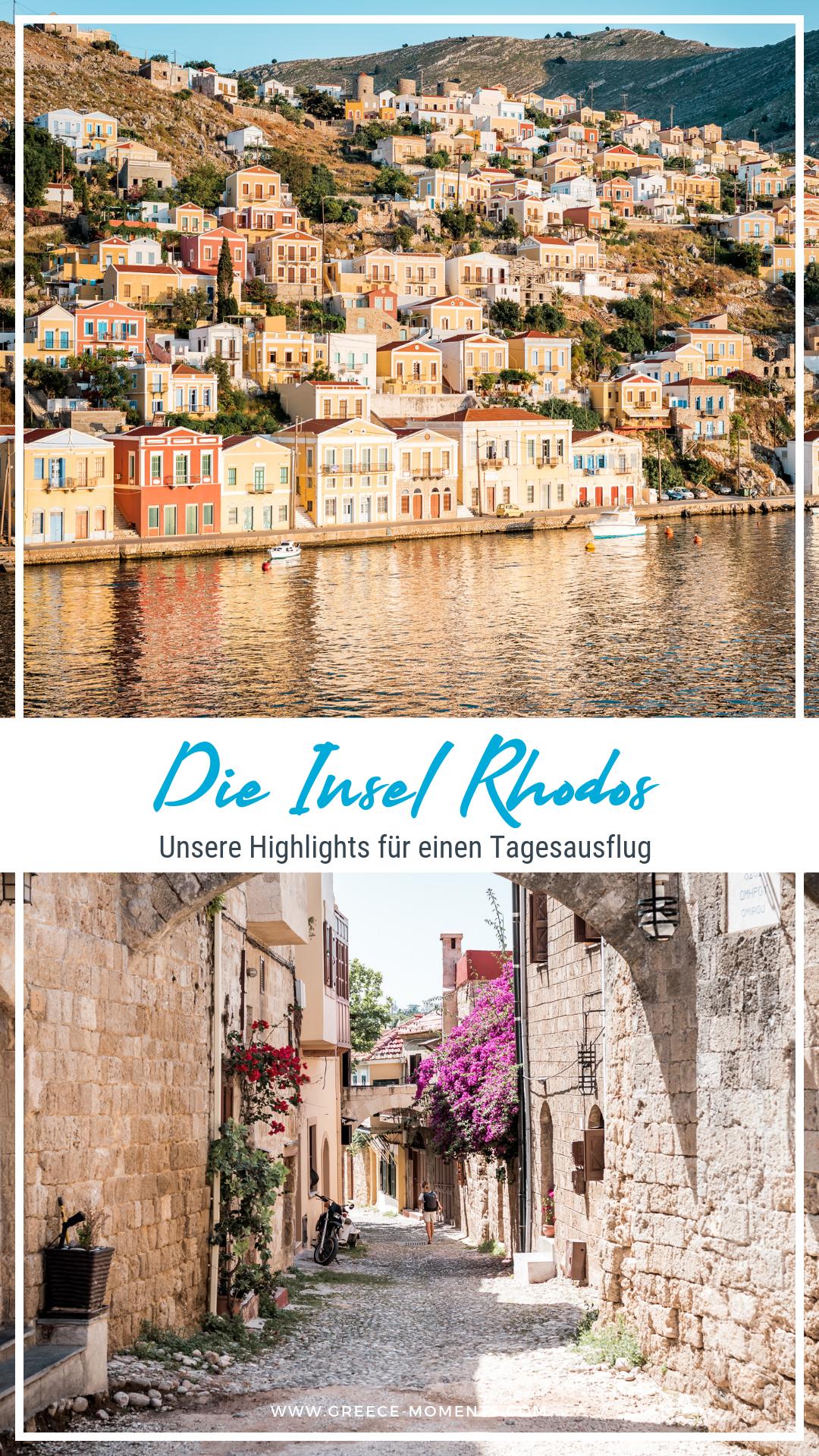Rhodos Stadt • Die 6 schönsten Highlights von Rhodos Altstadt #traveltogreece