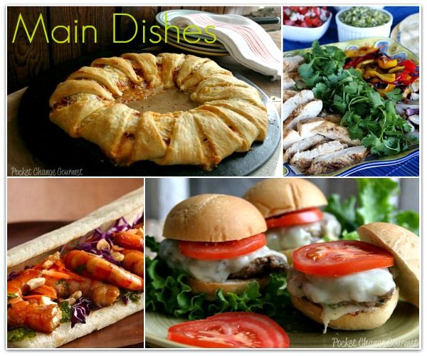 Main Dishes In A Party: Oscar Party Ideas: Main Dishes