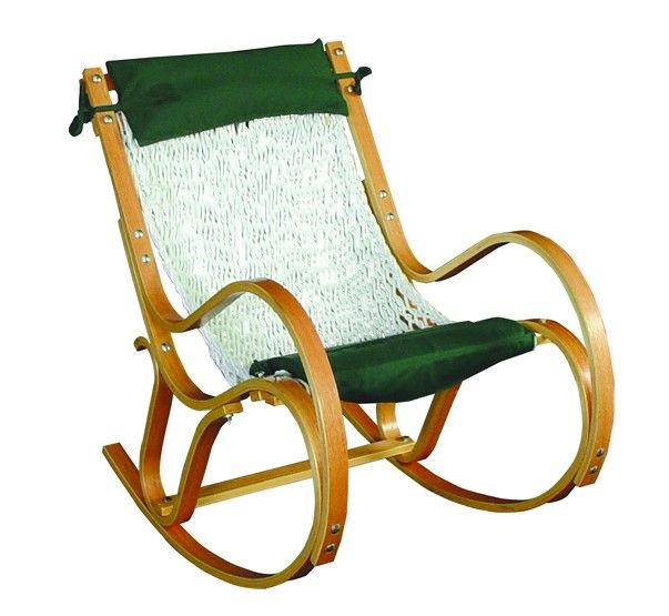 Pawley S Island Single Rocking Chair With Rope