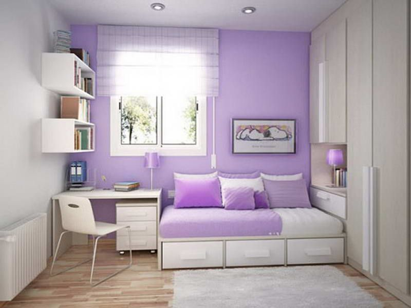 Nice One Lilac Walls Room Purple Rooms Lavender Themes