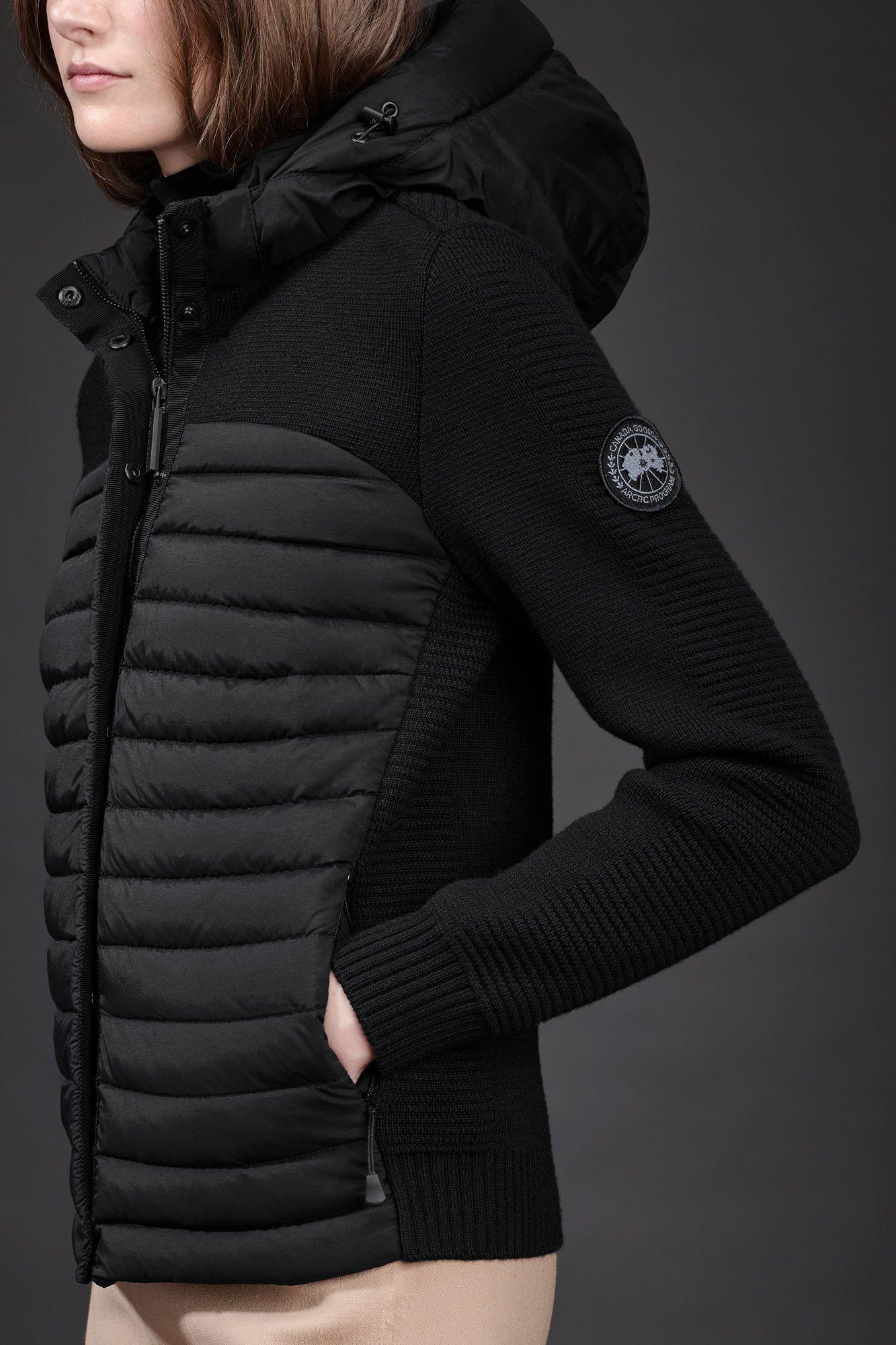 HyBridge Knit Hoody | : winter wear : | Knitting, Winter ...