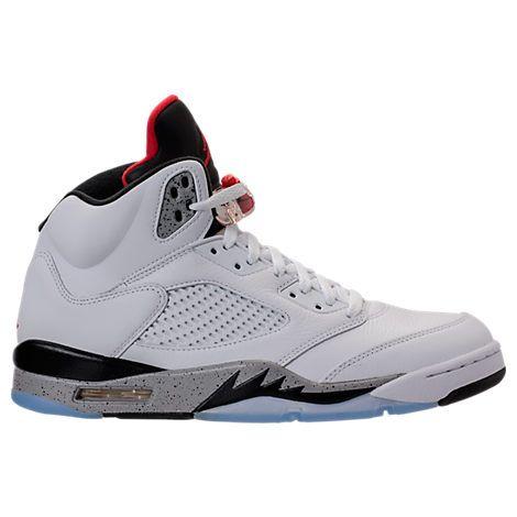 Men's Air Jordan 5 Retro Basketball