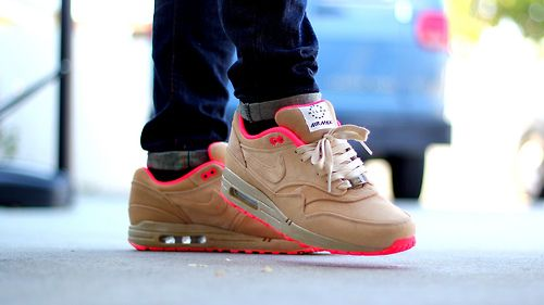 competitive price ec4db 728fe ... real nike air max 1 home turf milano sneakers 8e459 cb9d6