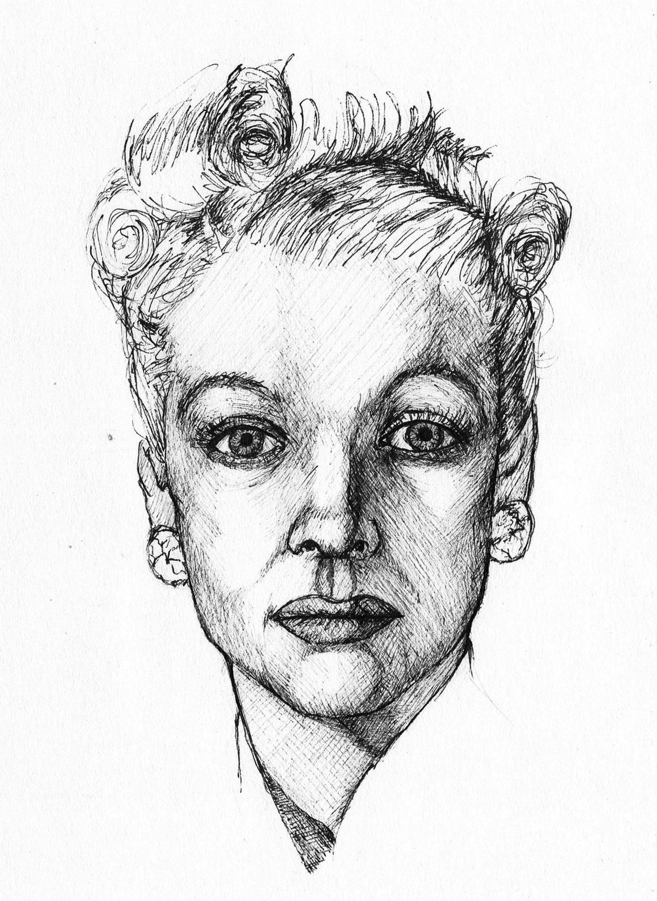 Lucille ball done in micron pen art pinterest lucille ball lucille ball done in micron pen ccuart Image collections
