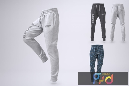 Download Joggers Pants Or Sweatpants Mock Up 7phk4n6 Freepsdvn Google Drive Logo Sweatpants Jogger Pants