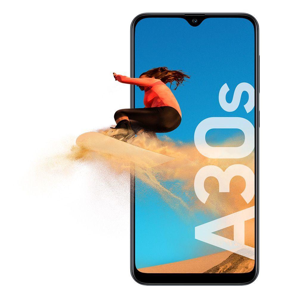 Celular Libre Samsung Galaxy A30s Negro