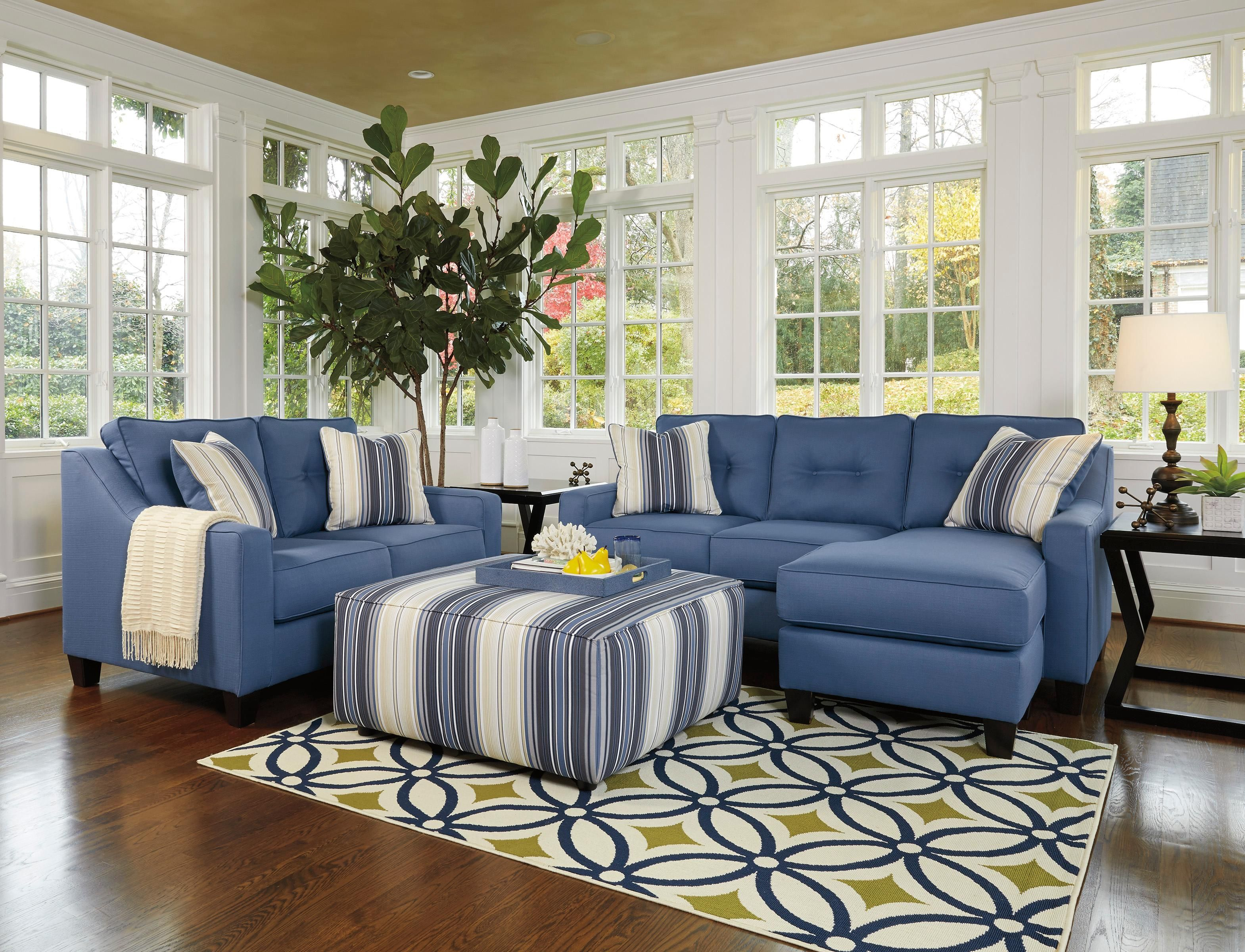 21+ Ashley furniture living room sets blue ideas in 2021