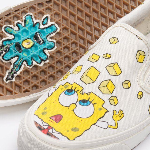 Vans x SpongeBob SquarePants OG Classic