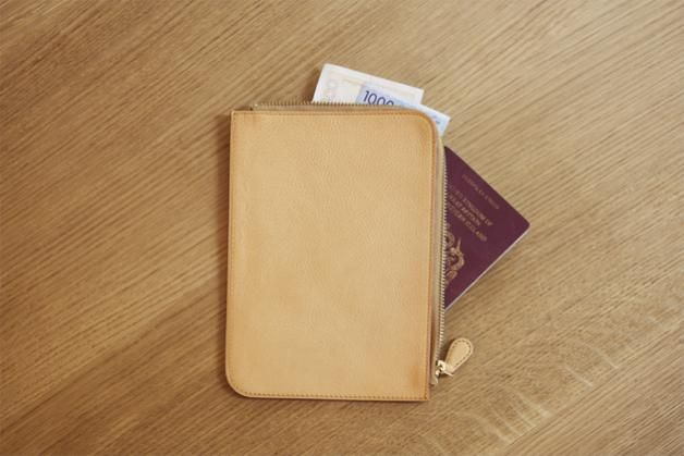 2011 Ganzo Travel Wallet