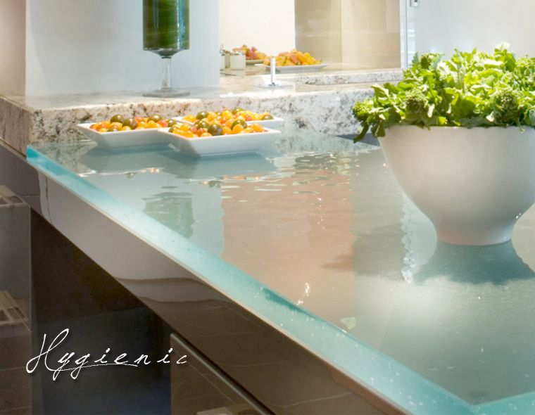 Thinkglass Countertops Kitchen Pinterest Kuche Arbeitsplatte
