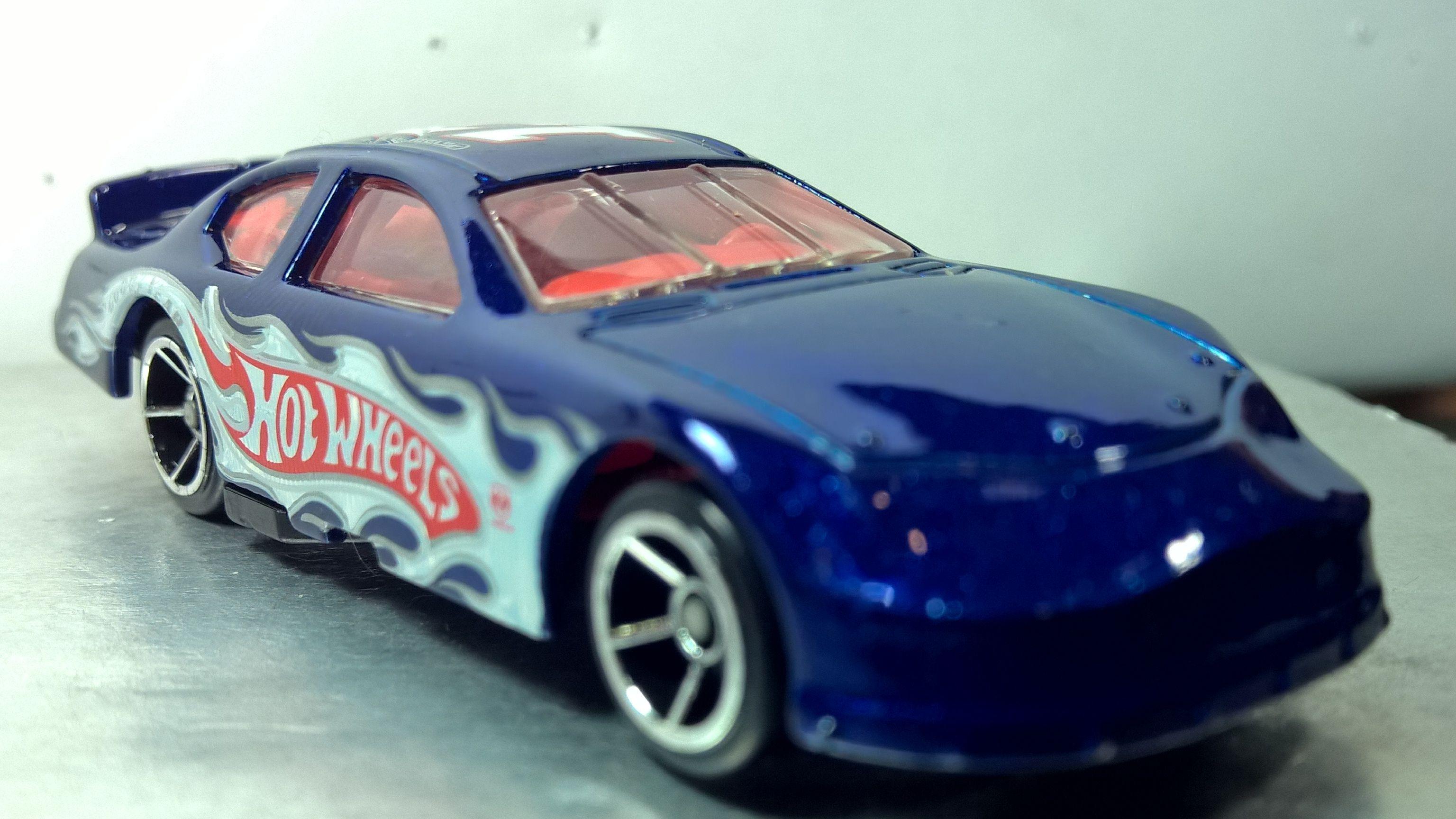 Hot Wheels 05 Dodge Charger Stock Car Hw Team Racing 2008 Hot