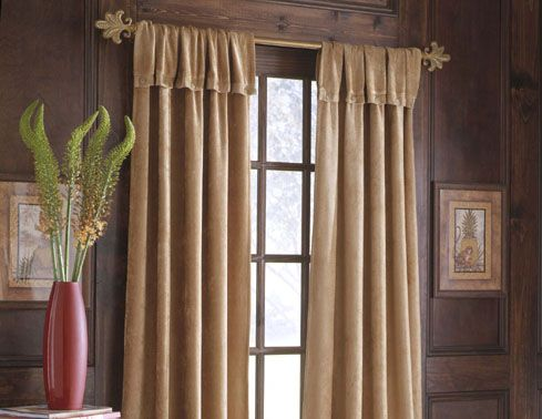 17 Best images about Curtains on Pinterest | Set of, Arched window ...
