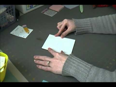 Easel Post it Note Holder Tutorial