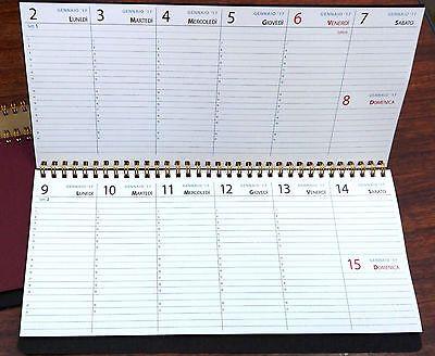 Planning agenda da tavolo 2017 tot 3 pz informatica ufficio e cancelleria cancelleria - Agenda da tavolo 2017 ...