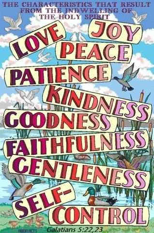 Gifts of the holy spirit love joy peace patience kindness goodness gifts of the holy spirit love joy peace patience kindness goodness faithfulness gentleness self control negle Gallery