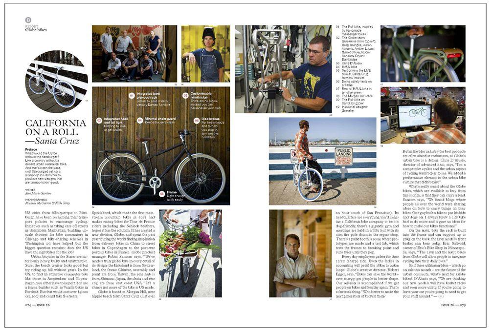 Pin by William Chen on Magazine   Magazine layout design ...