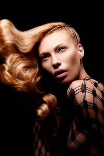 Hair Coiffure Emiliano Vitale Makeup Maquillage Max May Photos