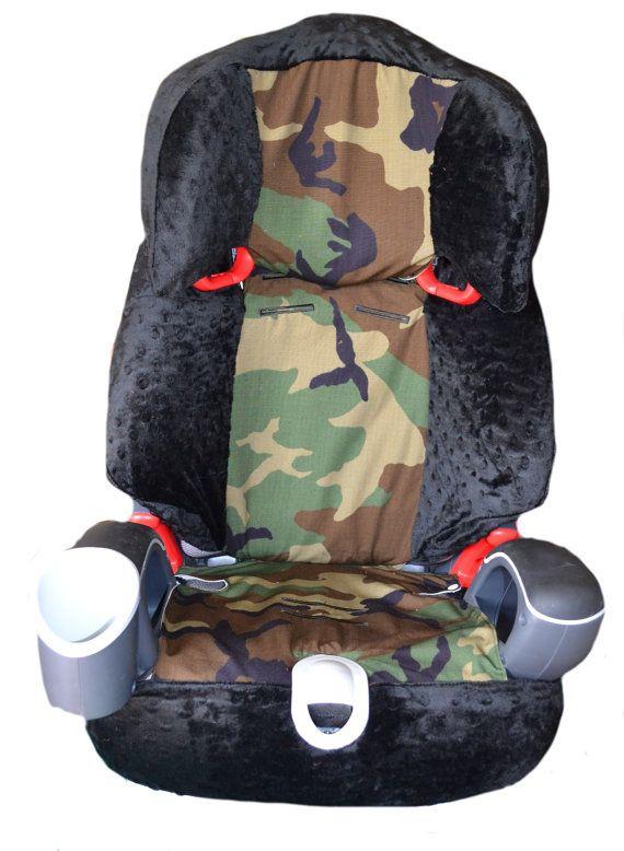 Graco Nautilus 3 In 1 Car Seat Cover Military Camo Black Via Etsy