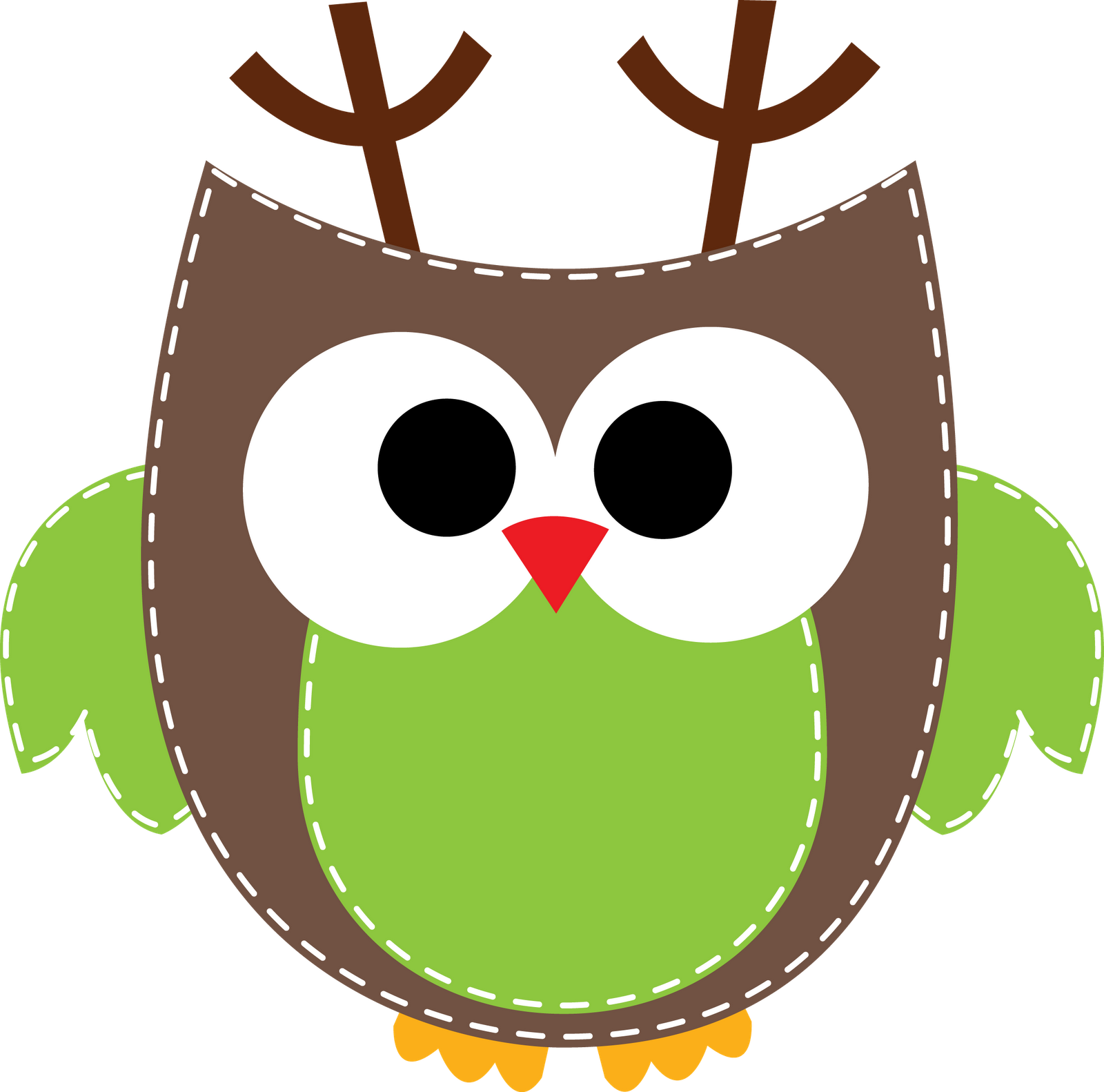 Math Clipart Teachers - Criket Projects Christmas Owls Owl