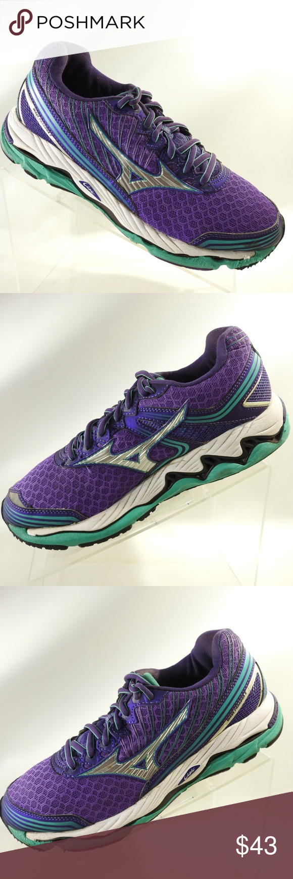 073c1c4a67e5 Mizuno Wave Paradox 2 Size 10 Shoes For Women Mizuno Wave Paradox 2  J1GD154004 Size 10 M Purple Running Shoes For Women $136 Please note that  many of our ...