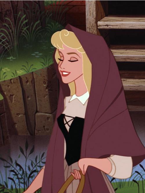 Sleeping Beauty - The one Disney Princess cartoon I've ever loved.