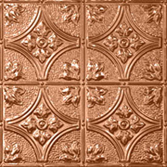 Copper Finish Ceiling Sheets Tin Ceiling Copper Ceiling Panels Tin Ceilings Panel