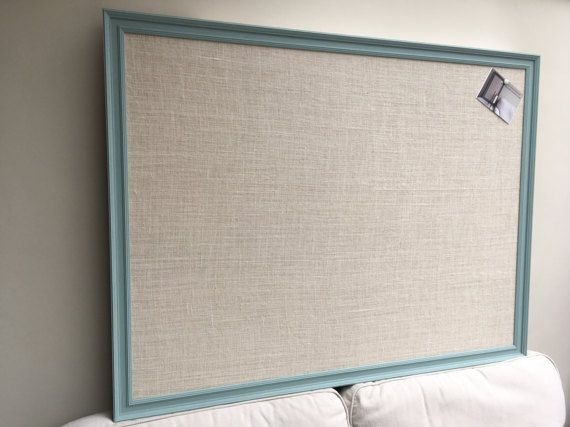 Huge Notice Board Fabric Covered Cork Any Colour Frame Extra Large Pin Super Size Family Office Kitchen Organiser