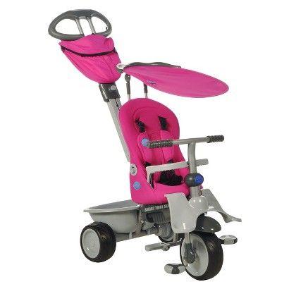 Target  Smart Trike Recliner Stroller - Pink  Image Zoom  sc 1 st  Pinterest & Target : Smart Trike Recliner Stroller - Pink : Image Zoom ... islam-shia.org