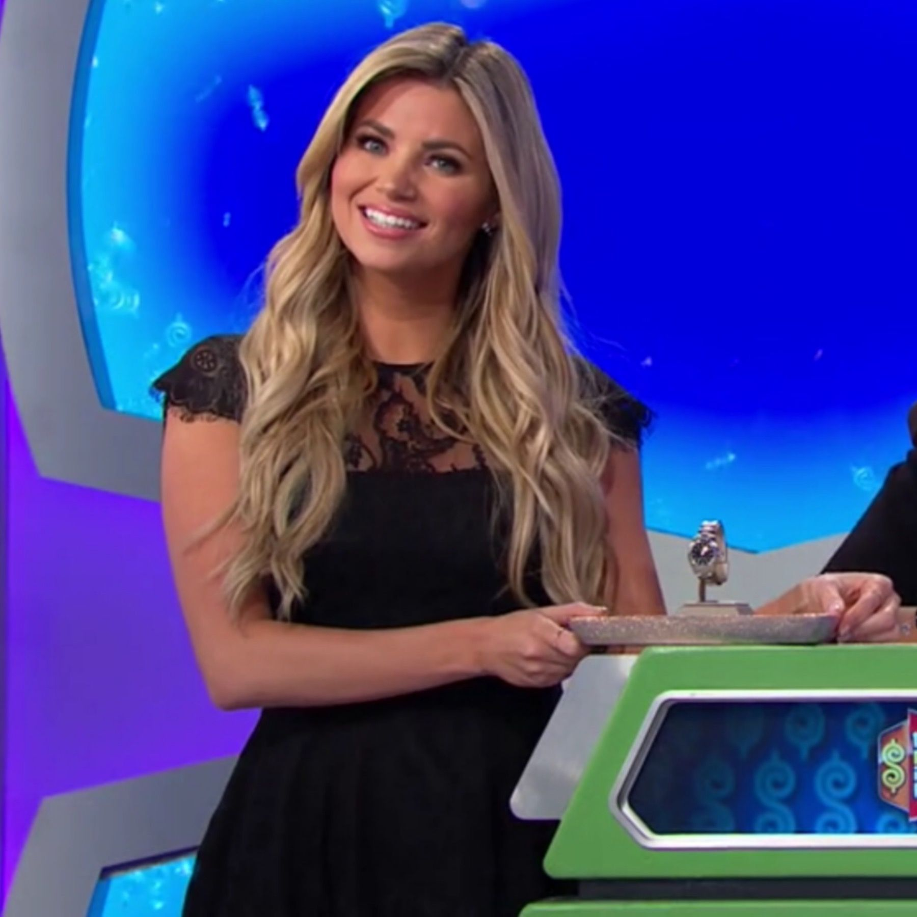 Amber Lancaster From The Price Is Right amber lancaster - the price is right (2/20/2019