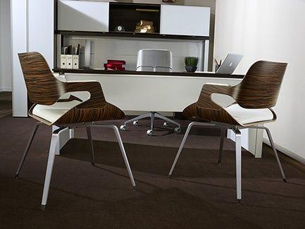 Kimball Silver Chair